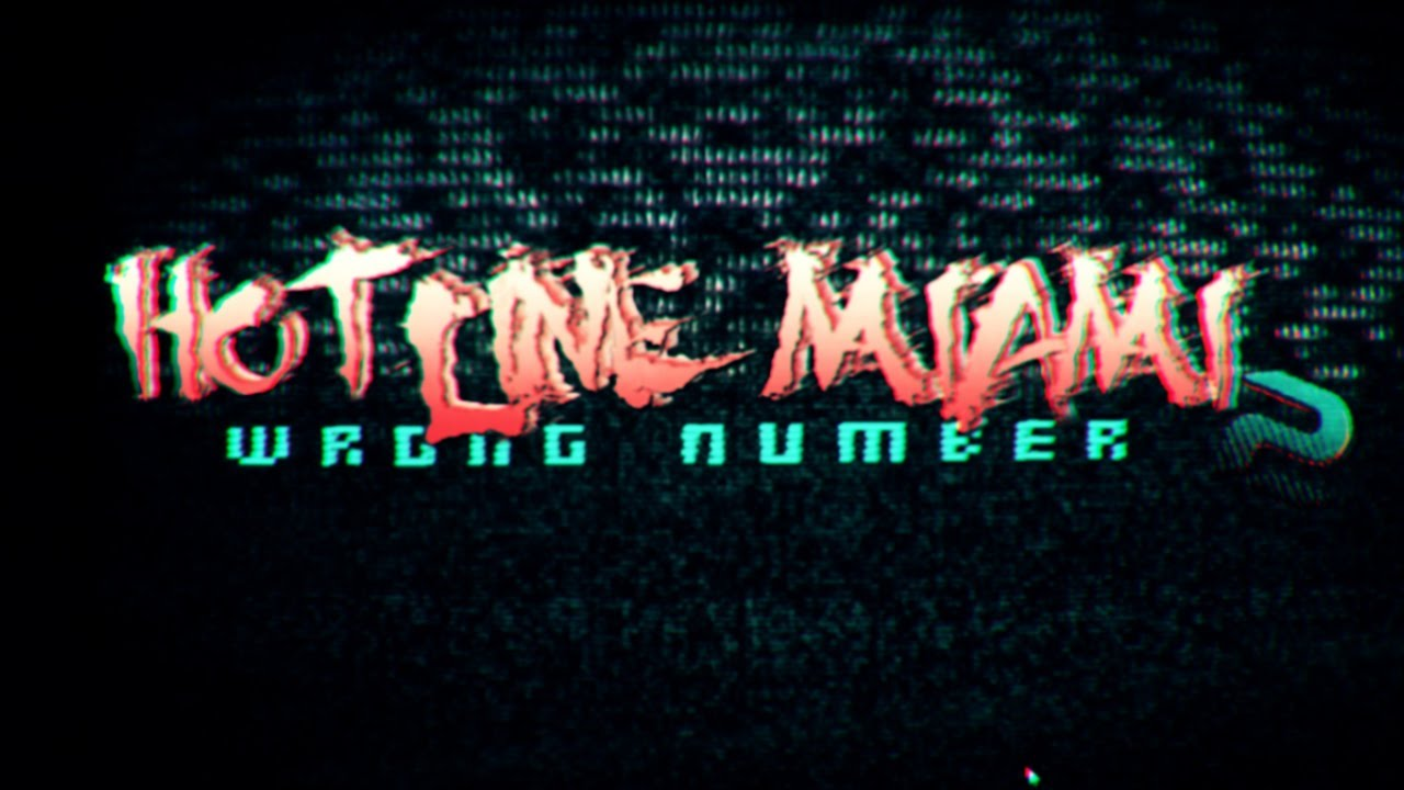 Hotline MIami Wrong Number 2