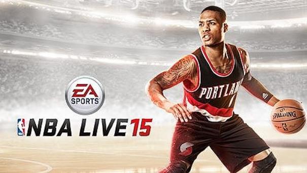 NBA Live 15 header