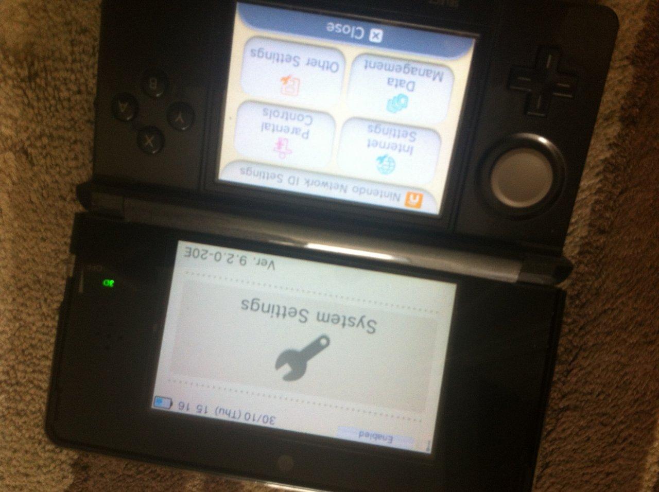 Nintendo 3DS 3010