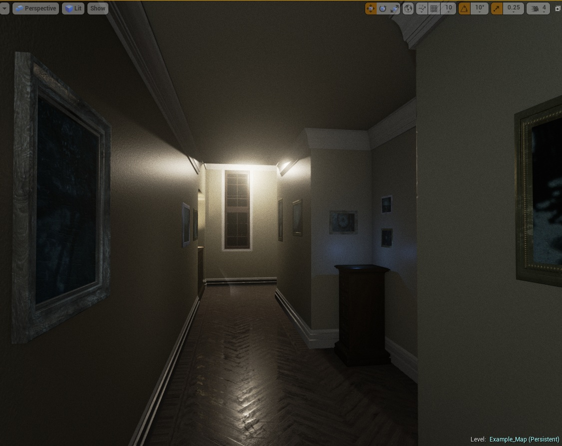 PT unreal engine 1910 2