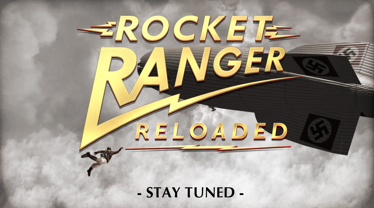 Rocket Ranger Reloaded StayTuned