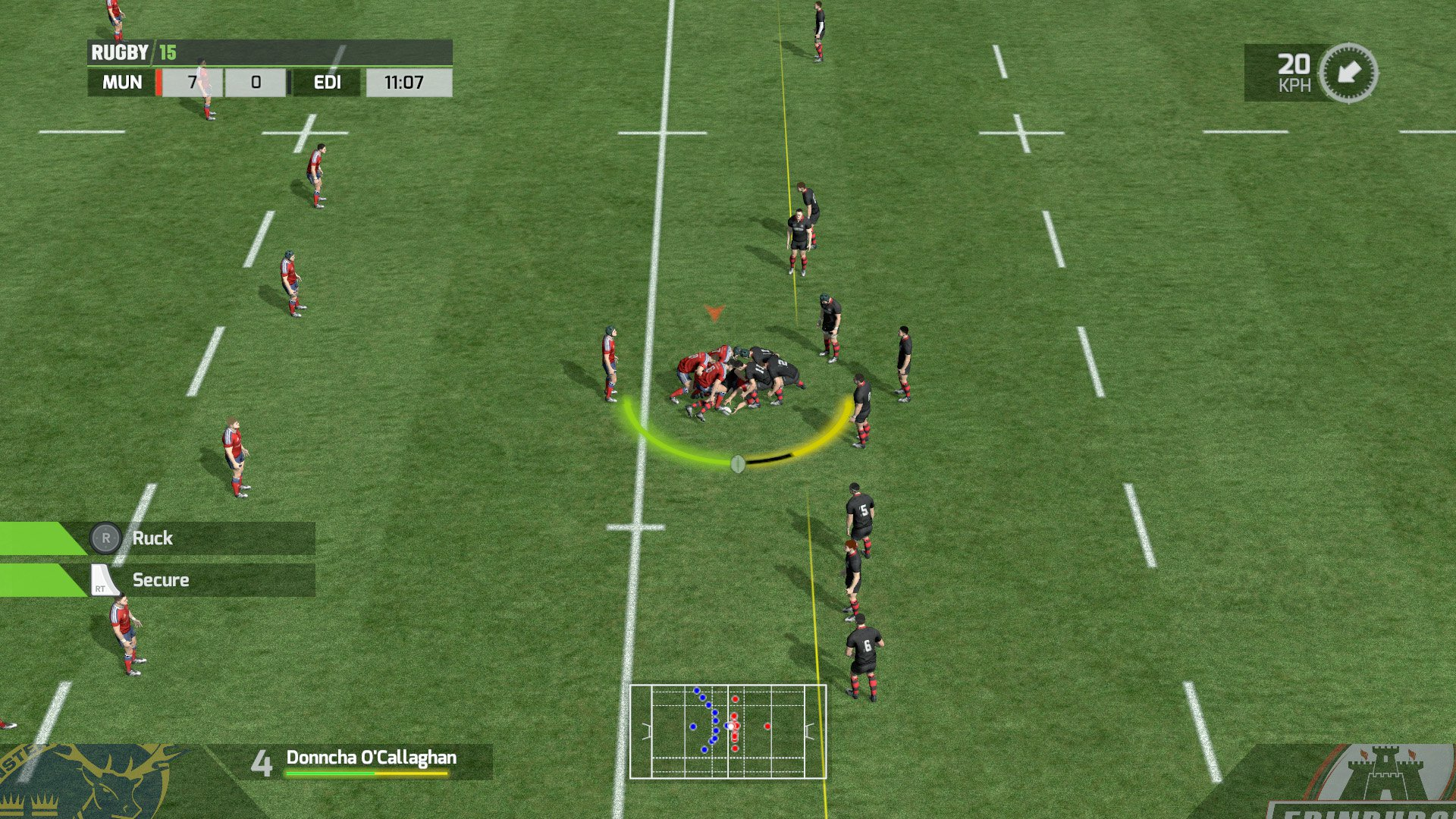 Rugby 15 PRO 12