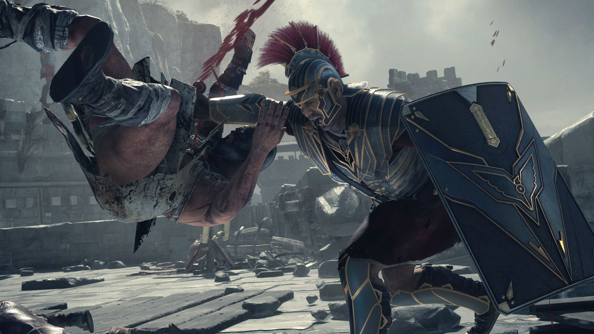 Ryse Son of Rome Pc 1210 3