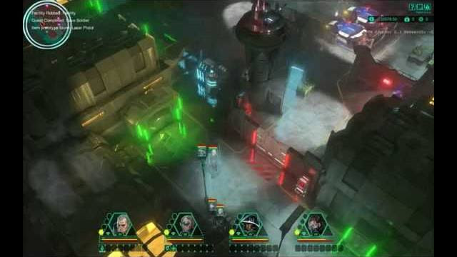 Satellite Reign Pre Alpha video
