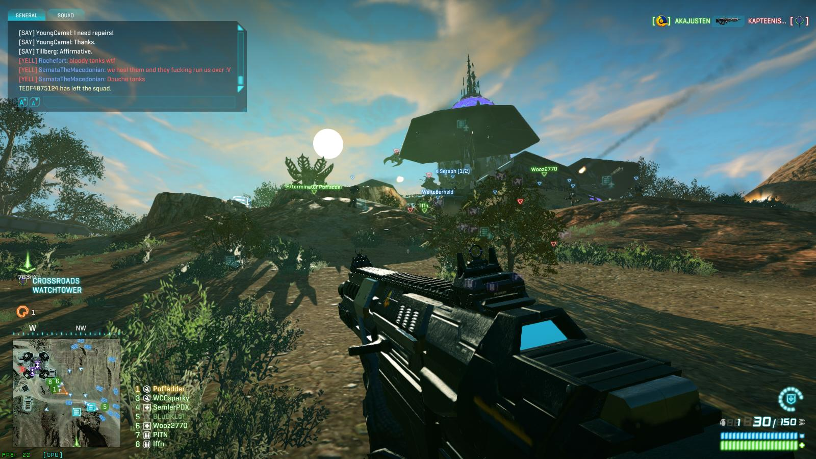 Star Citizen fps