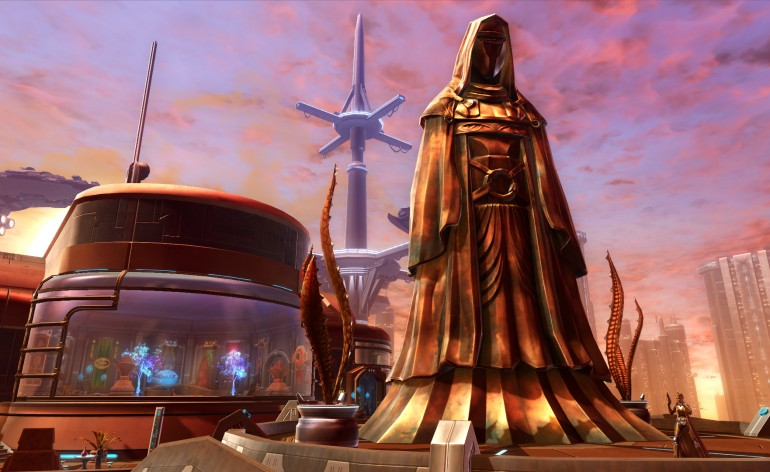 Star Wars The Old Republic The Shadow of Revan