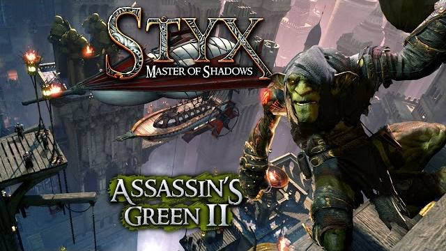 Styx Master of shadows - assassin's green 2 trailer