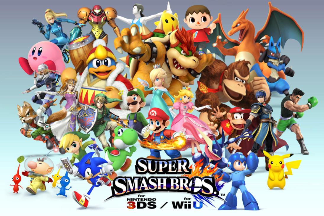 SuperSmashBros.-roster