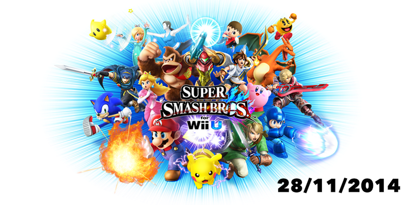super smash bros wii u 3110