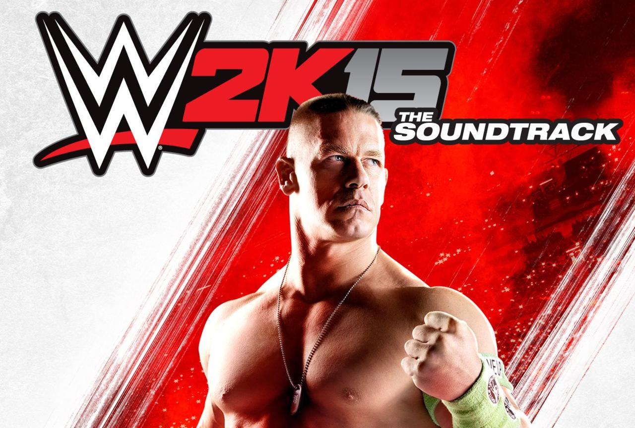 wwe+soundtrack