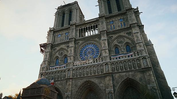 AC Unity Notre Dame