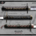 Assassin's creed rising sun artwork 0411 2