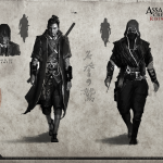 Assassin's creed rising sun artwork 0411 3