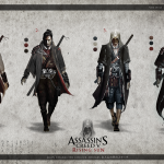 Assassin's creed rising sun artwork 0411 4