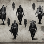 Assassin's creed rising sun artwork 0411 6