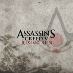 Assassin's creed rising sun artwork 0411 logo