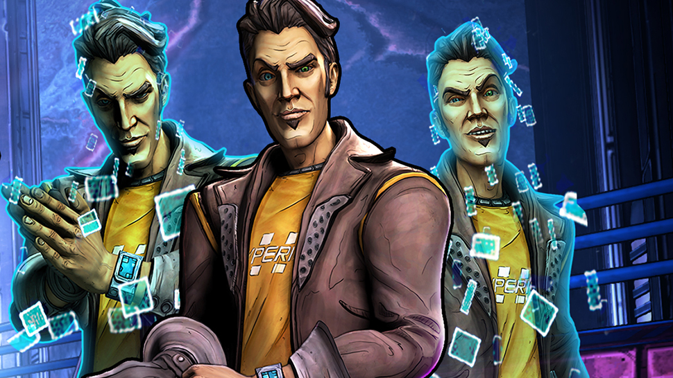 Borderlands The Pre-Sequel il dlc Handsome Jack Doppelganger Pack