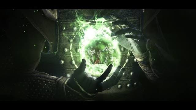 Destiny prologo di The Dark Below