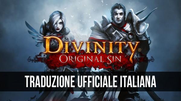 Divinity Original Sin traduzione ufficiale italiana