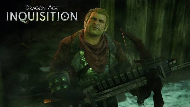 Drago Age Inquisition Varric Trailer Ita