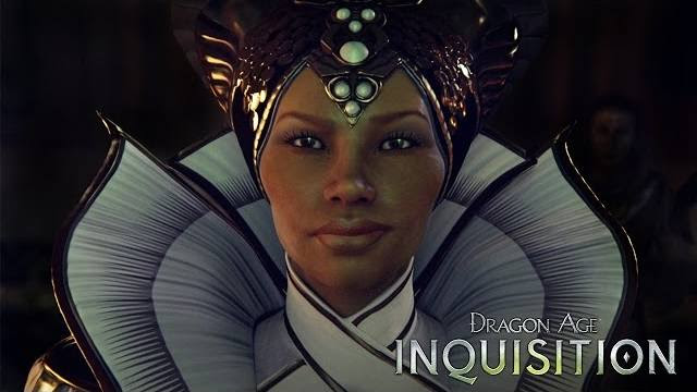 Dragon Age Inquisition Vivienne trailer