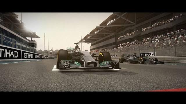 F1 2014 2011