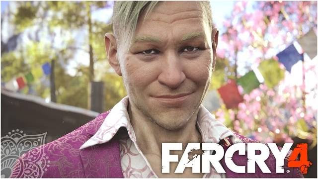 Far Cry 4 trailer di lancio