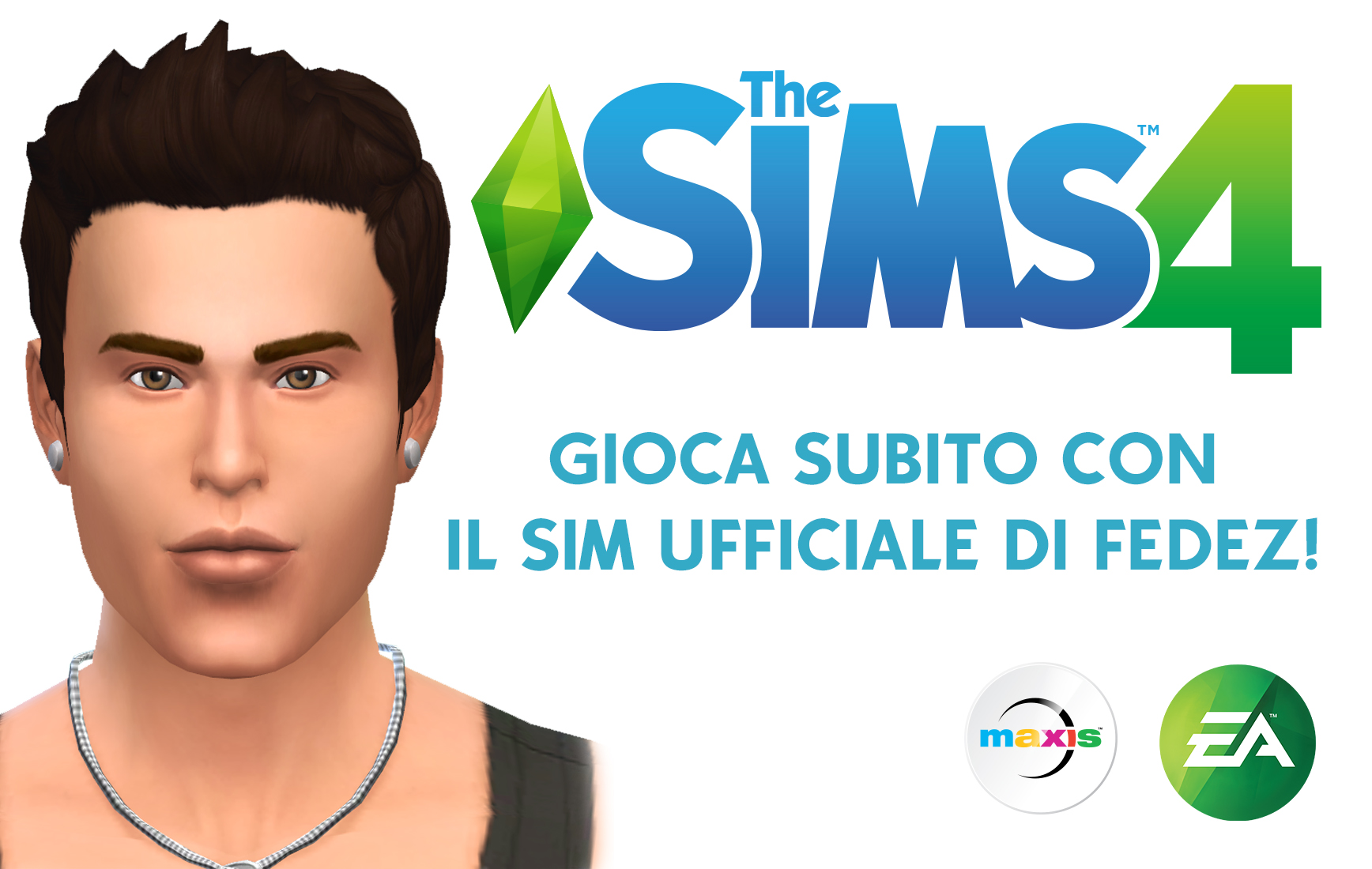 Fedez_The Sims 4