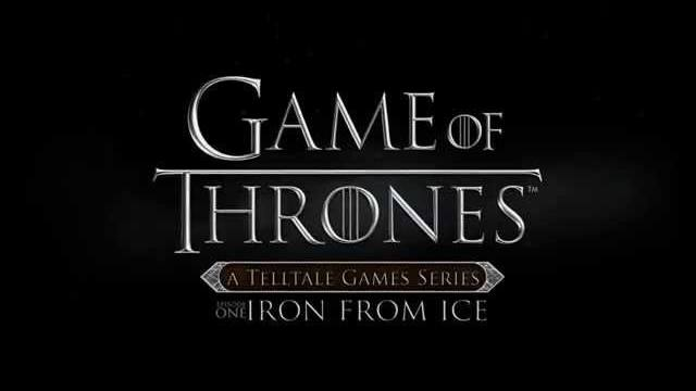 Game of thrones ep one iron from ice teaser trailer