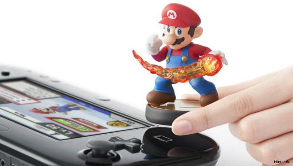 Nintendo Amiibo 1011