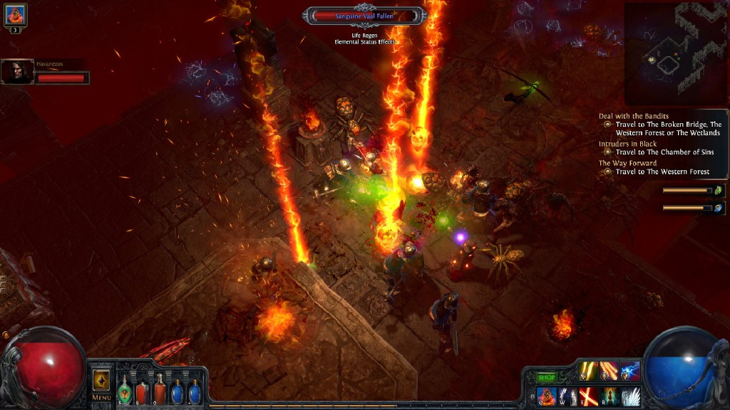 Path of Exile 2711