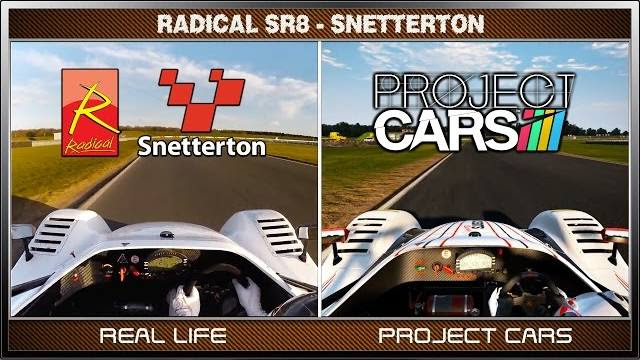 Project Cars vs real life adrianf1esp