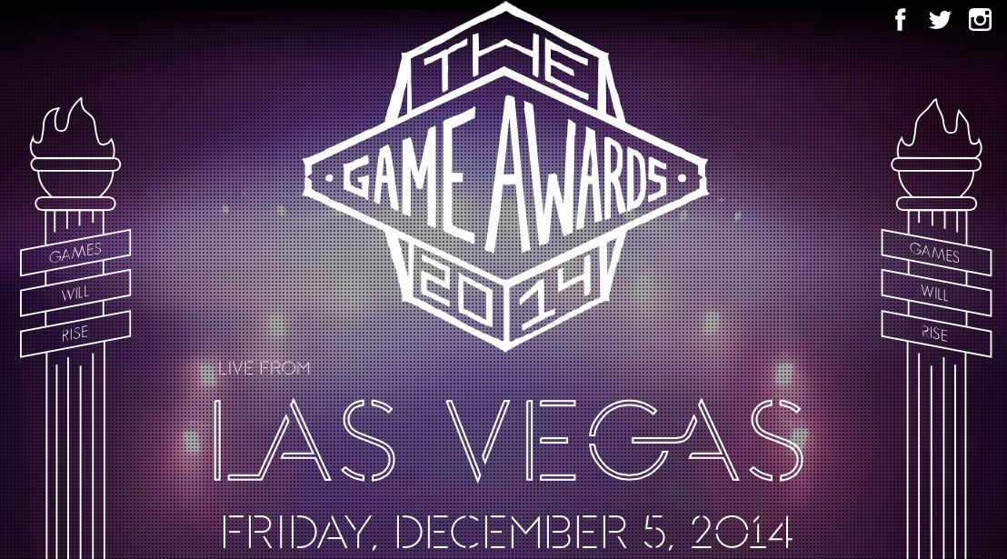 The Game Awards 2014 logo