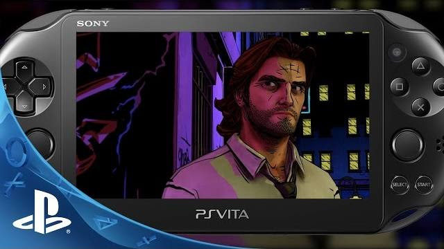 The wolf among us trailer di lancio ps vita