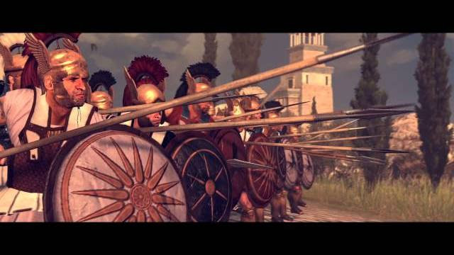Total War ROme II black Sea Colonies trailer