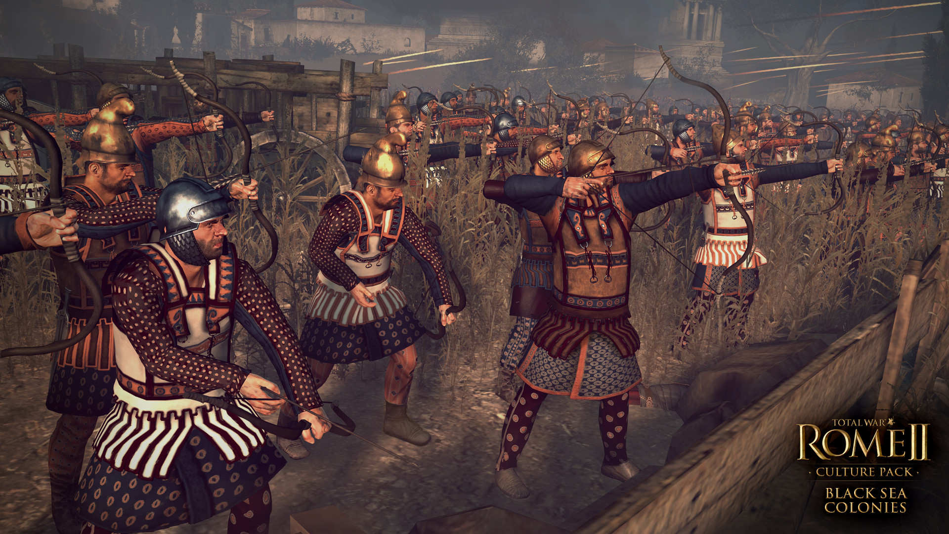 Total War Rome II Black Sea Colonies 1