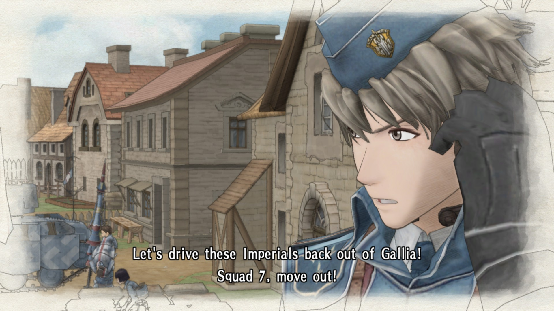 Valkyria Chronicles Pc 1111