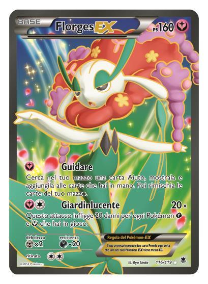 Pok mon gcc l 39 espansione xy forze spettrali for Pokemon da colorare e stampare