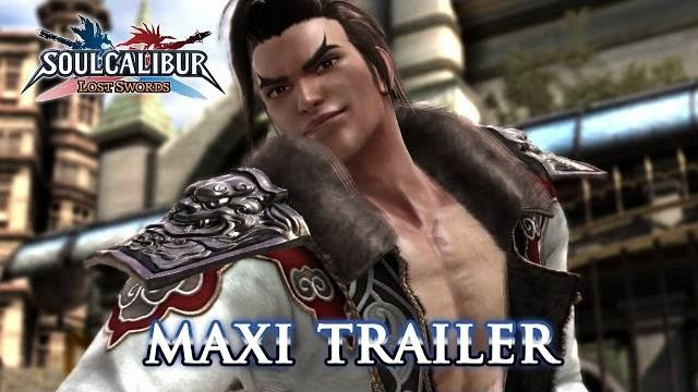 soul caliubr lost swords maxi trailer