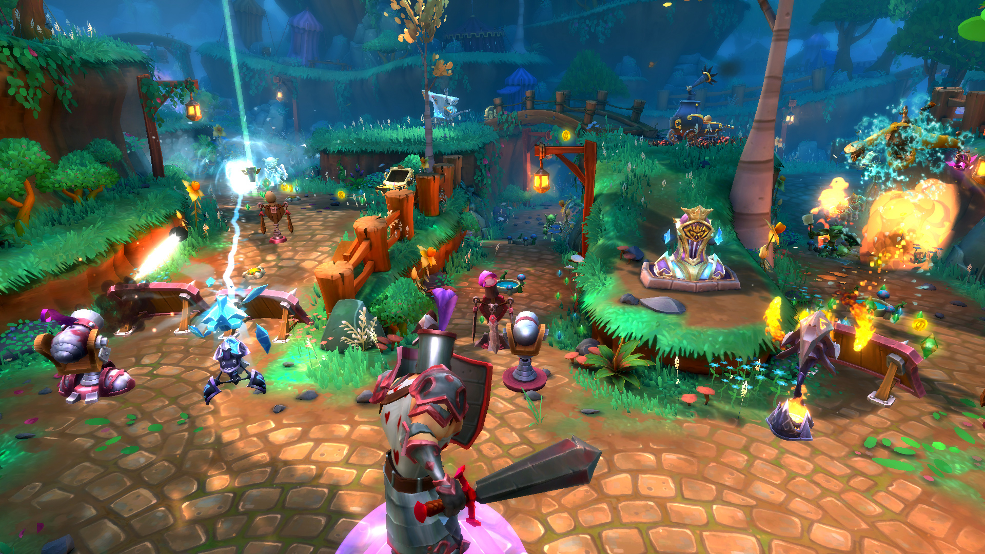 Dungeon Defenders II Early Access 0612