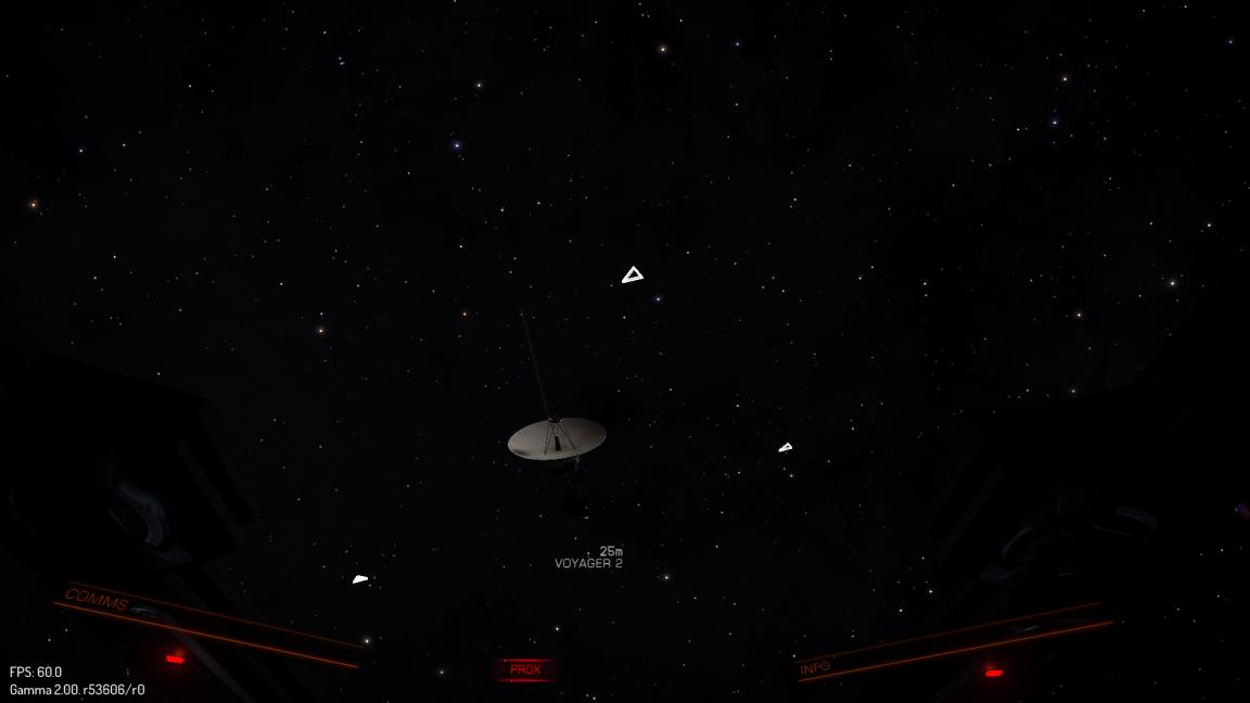 Elite Dangerous Voyager 2