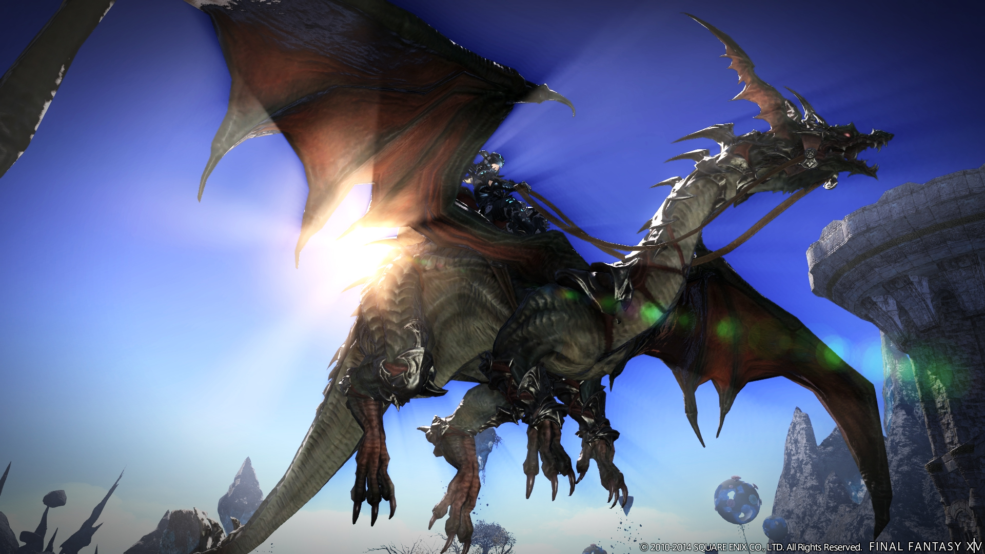 Final Fantasy XIV A Realm Reborn dlc Heavensward 2212 15