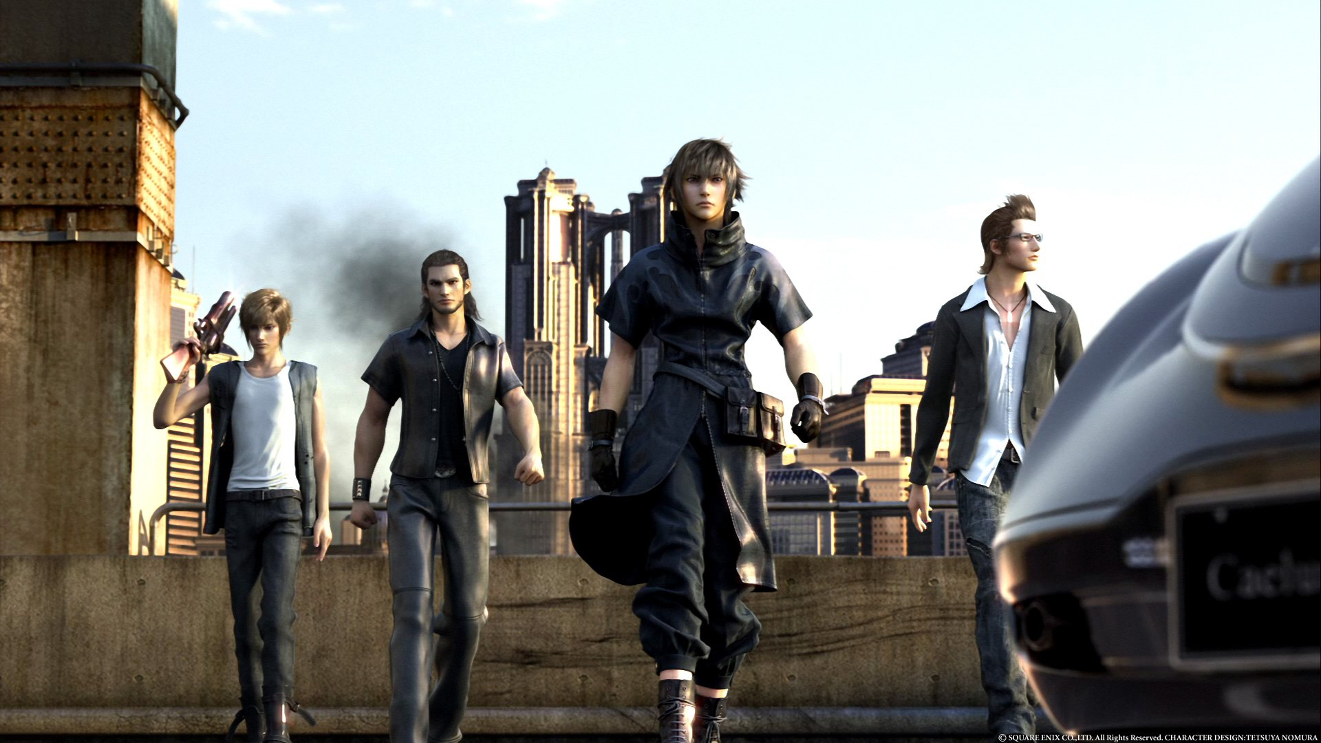 Final Fantasy XV 3012