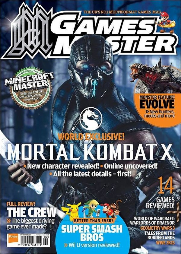 GamesMaster Magazine