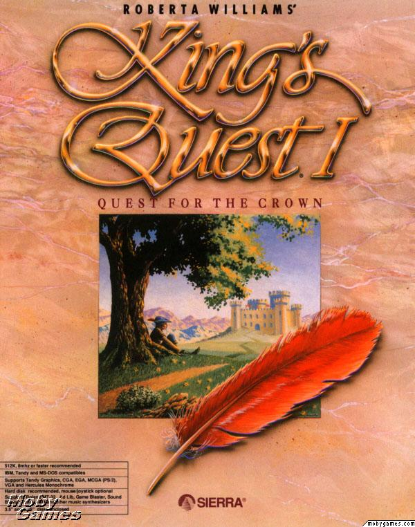 King Quest cover