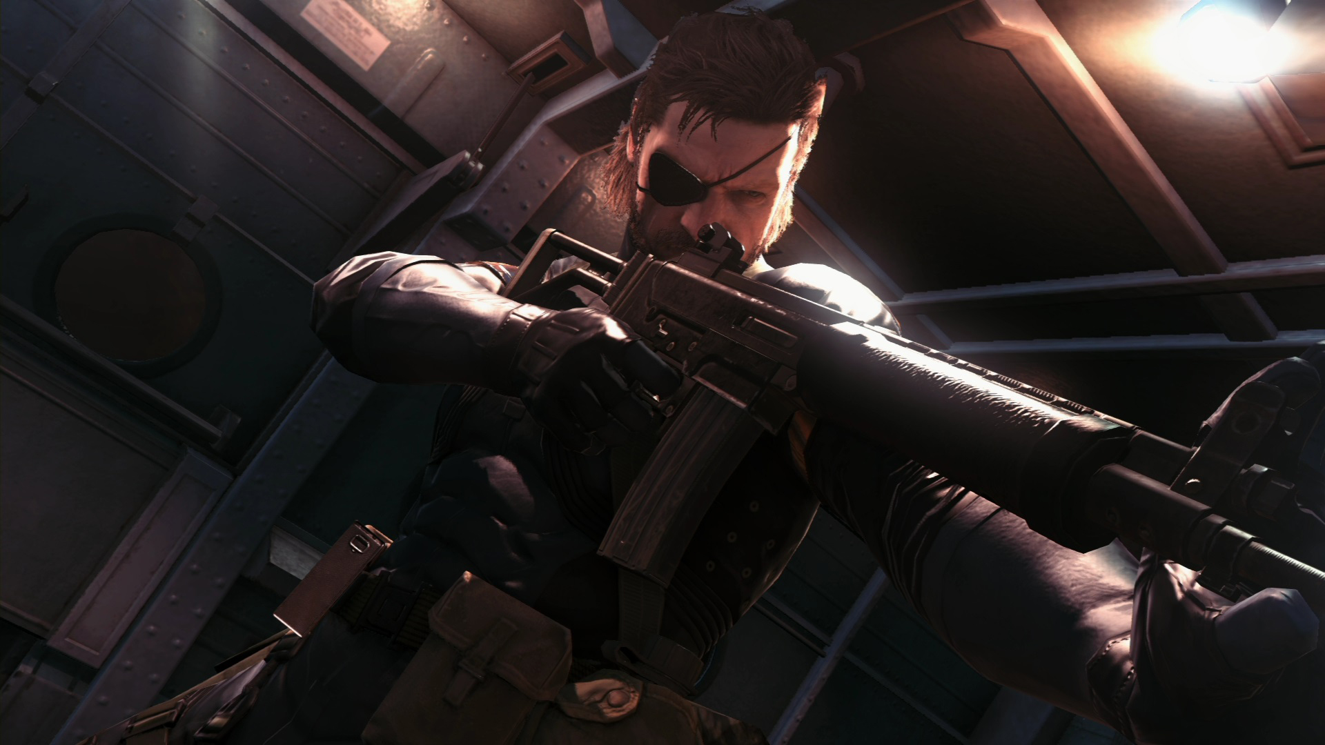 Metal gear solid V Ground Zeroes 2912