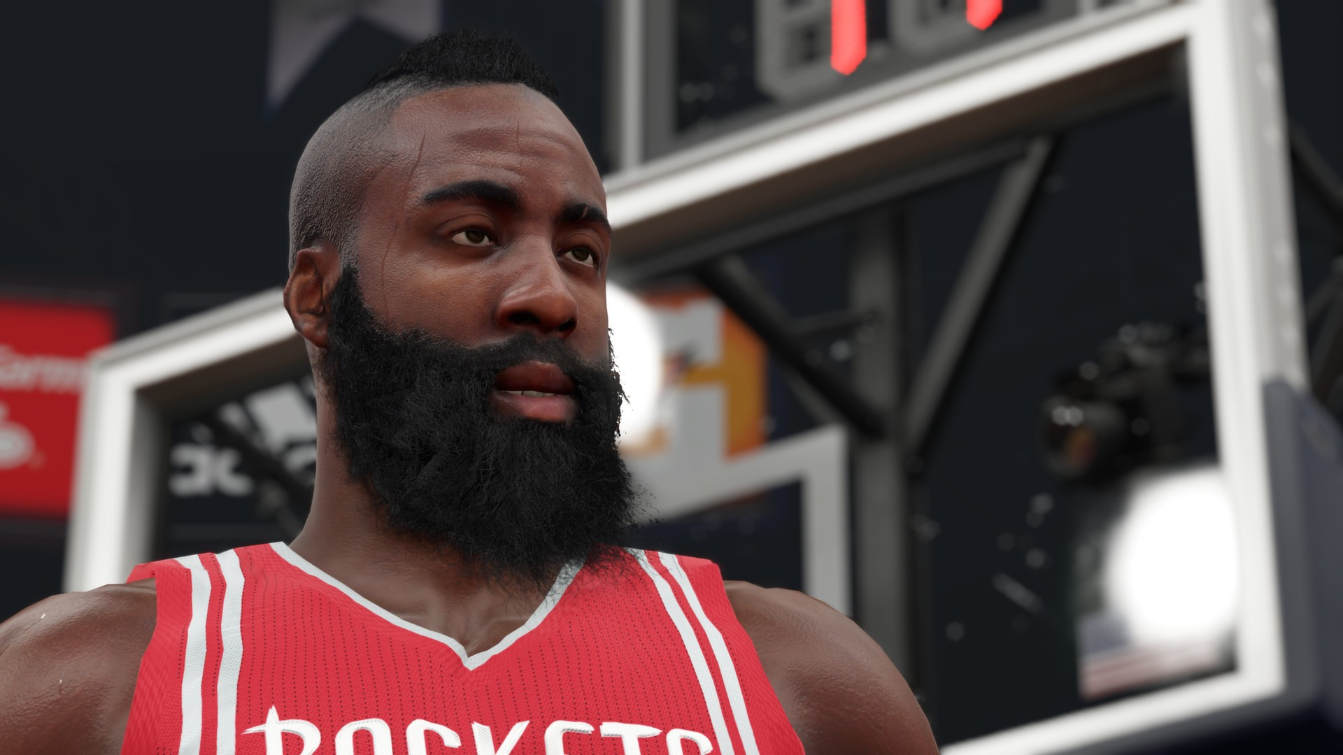 NBA 2K15 Harden