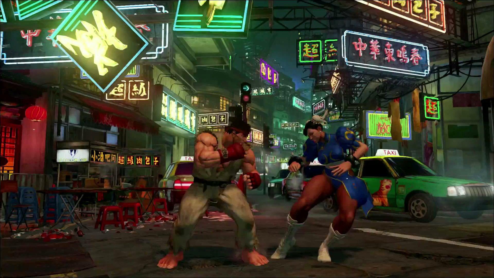 Street Fighter V 1812