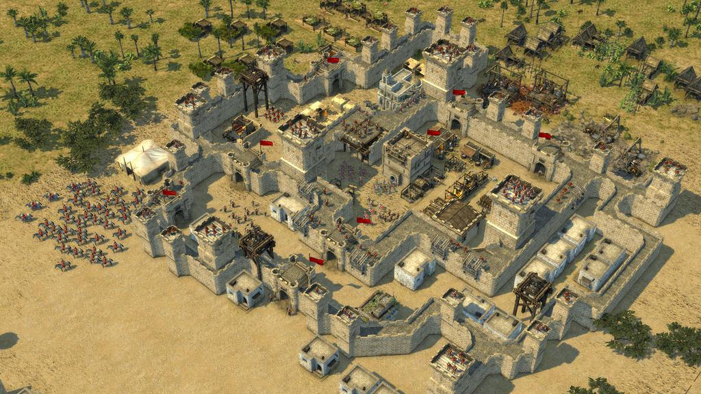 Stronghold Crusader 2 1012