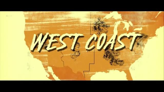The Crew West coas trailer